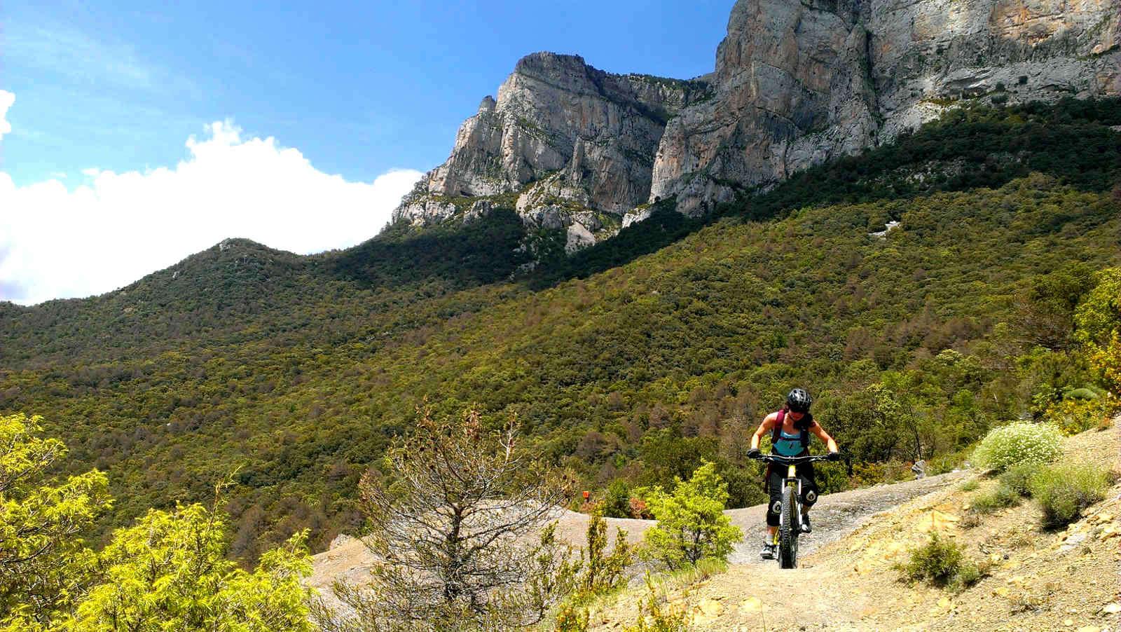 Bike camp zona zero