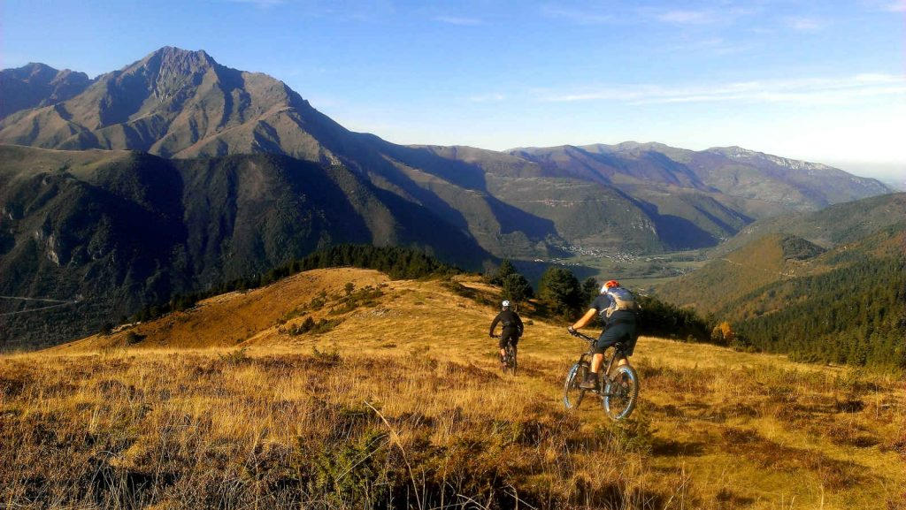 Bike Camp hautes-Pyrénées - Backcountry MTB