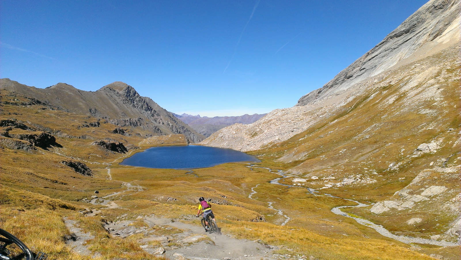 Bike Camp Queyras - Backcountry MTB