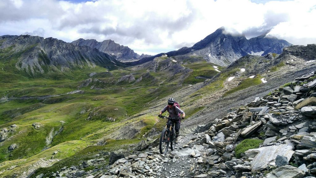 Bike camp Queyras - Backcountry MTB
