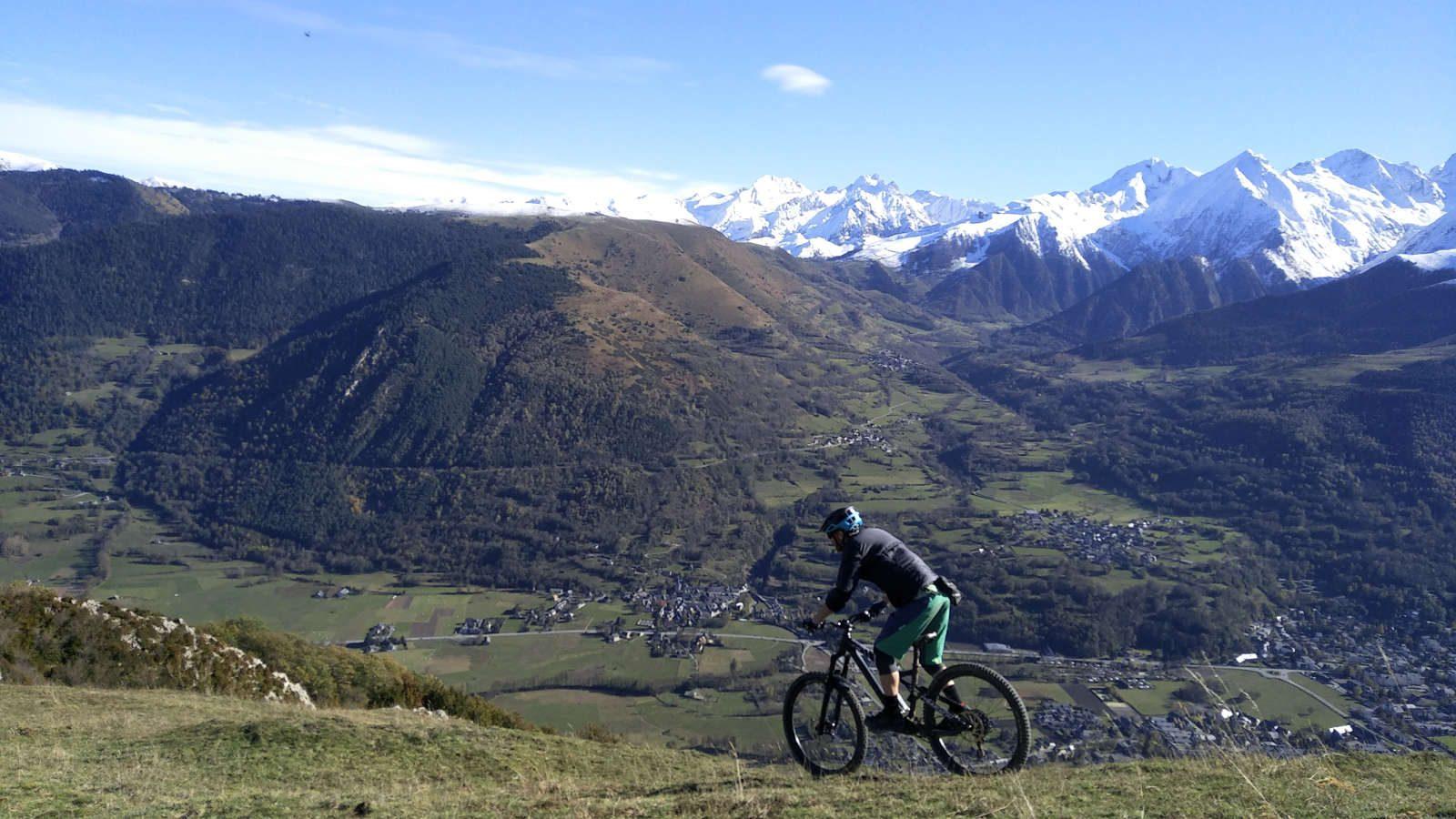 Bike camp pyrénées Backcountry MTB