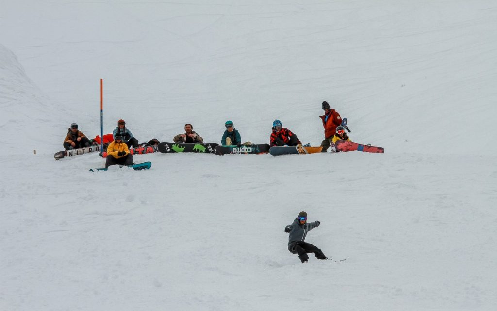 Snowboard Camp - Cours collectifs snowboard