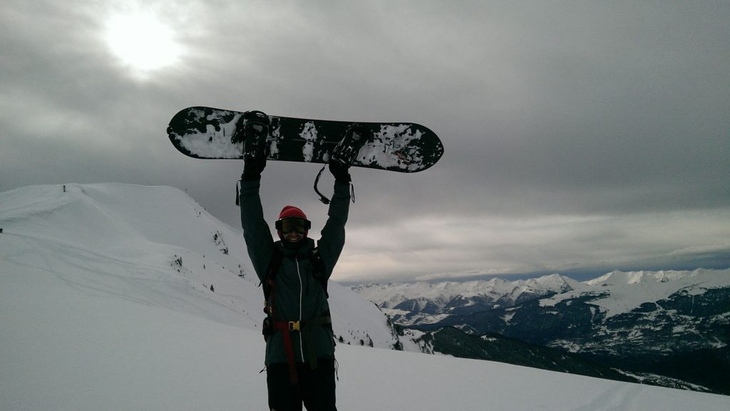 guide/moniteur snowboard camp - backcountrymtb