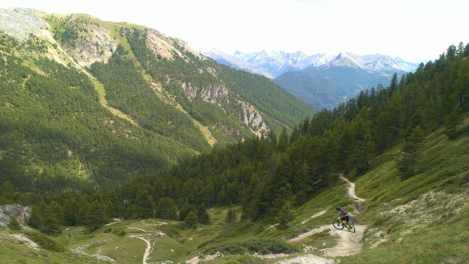 Bike camp queyras Backcountry MTB 4